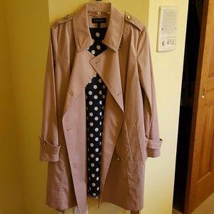 ESCADA camel trench coat. MSRP: $1,3000